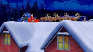 The Santa Claus 3D Screensaver