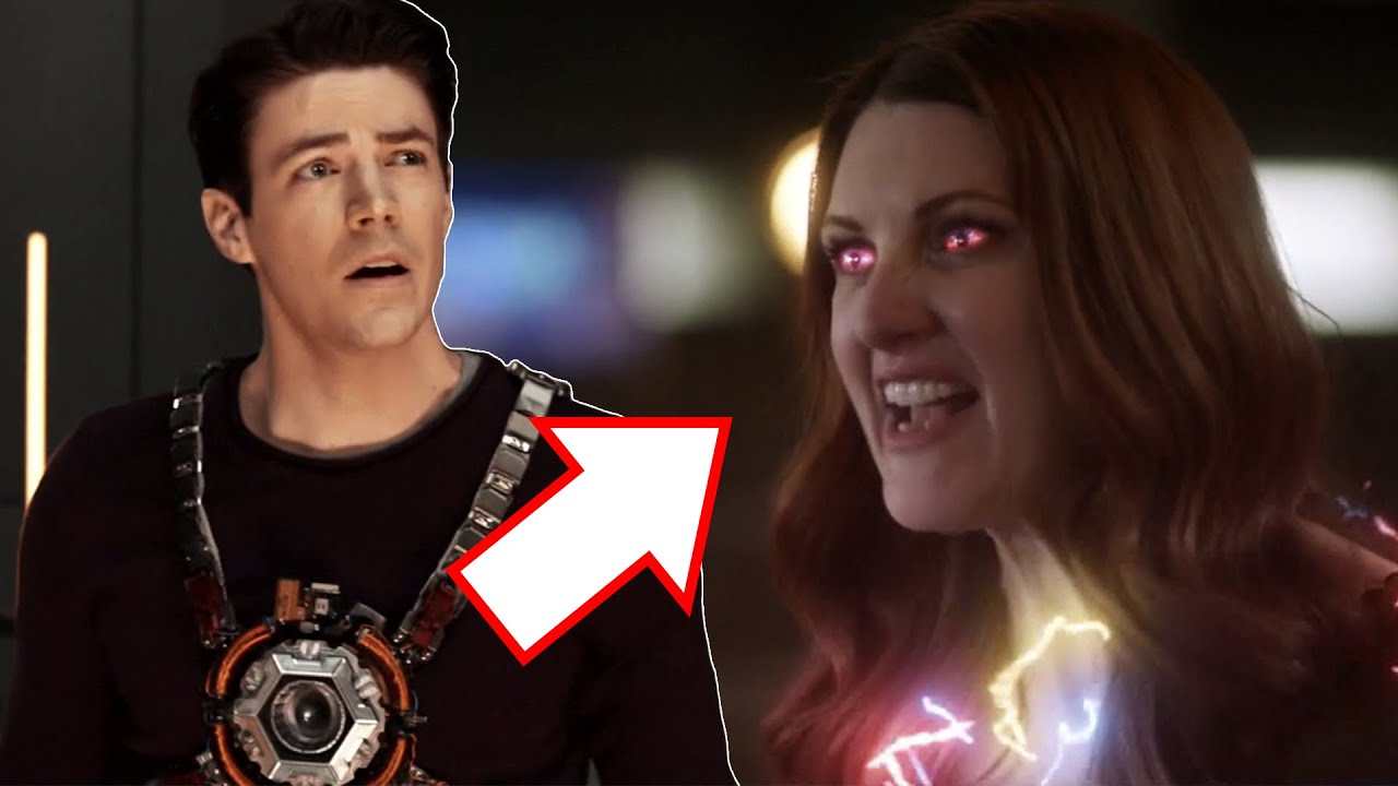 Download The Speed Force Goes CRAZY! Barry Teases Impulse! Why Cisco Leaves Revealed! - The Flash 7x09 Review