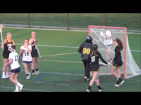 Bel Air Girls Lacrosse Senior Night 4/28/15