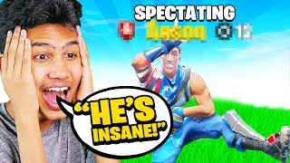 Download Spectating RANDOM Players in Fortnite Mp3 and Videos