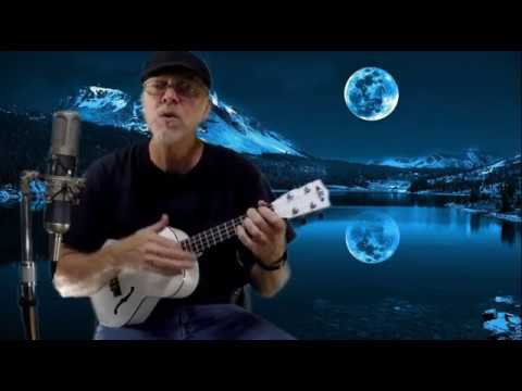 Fly Me To The Moon, Tom Jones, cover, 296th season of the ukulele, simpsons
