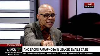 ANC has no policy to deal with internal campaign mechanisms: Pule