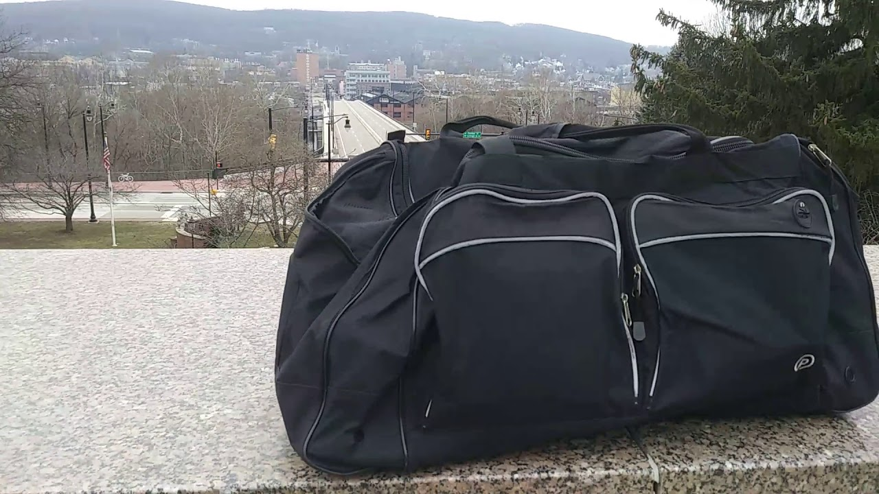 7e00e5e888 Protege 28 inch Sport Duffel Bag review - YouTube