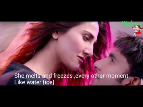 Nashe Si Chadh Gayi [ English]. Befikre | Arijit Singh | Ranveer Singh | Yash Raj Music