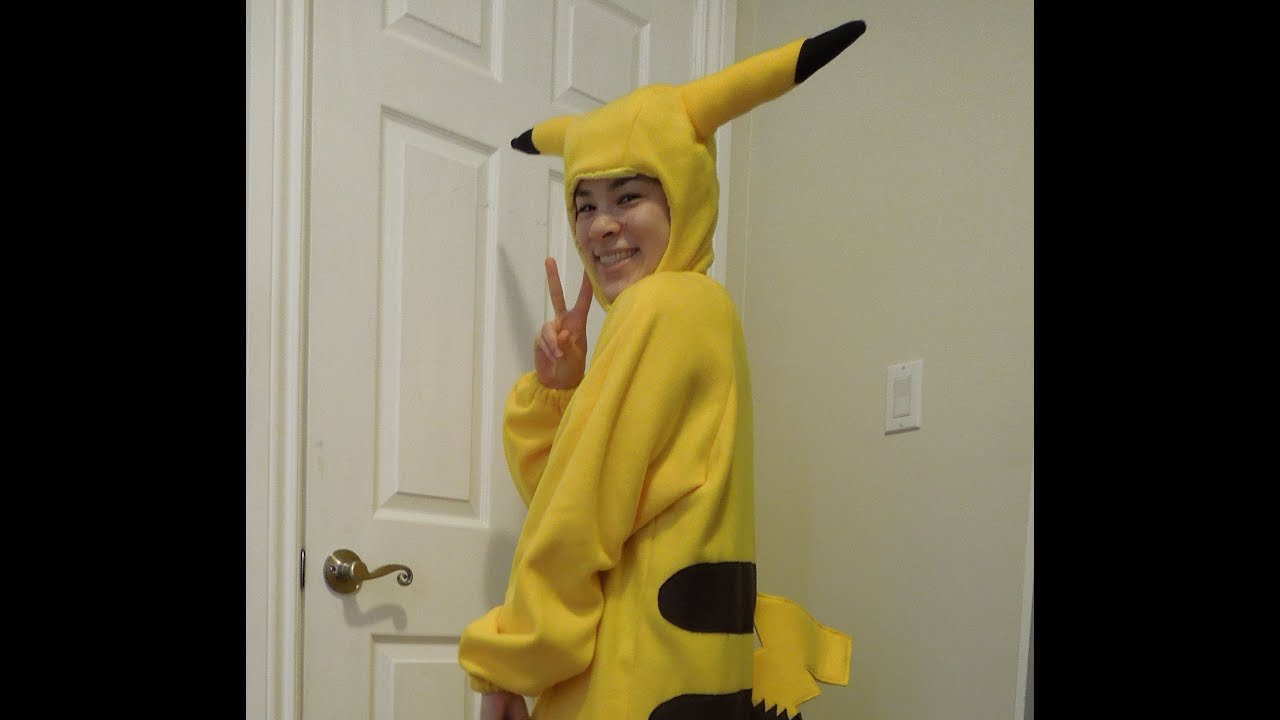 Pikachu Tail Costume Pokemon Pikachu Tail U0026 Ears Costume