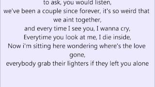 Lighters (The One) Gabz Gardiner Lyrics | WITH FREE MP3 DOWNLOAD