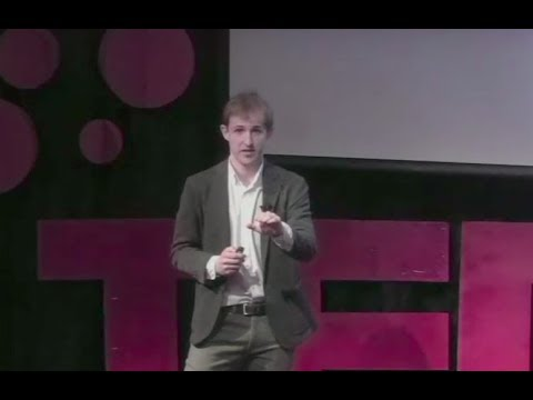 Disruptive Furniture  - To Soon have Superpowers | Hasier Larrea | TEDxBabsonCollege