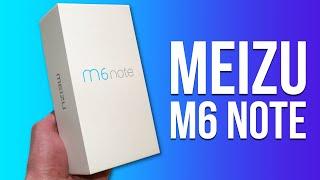 meizu M6 Note - Распаковка и первый взгляд. Лучший смартфон 2018 за 100?!