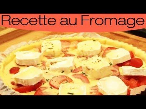 cuisine:-une-tarte-aux-tomates-et-au-fromage-de-chèvre
