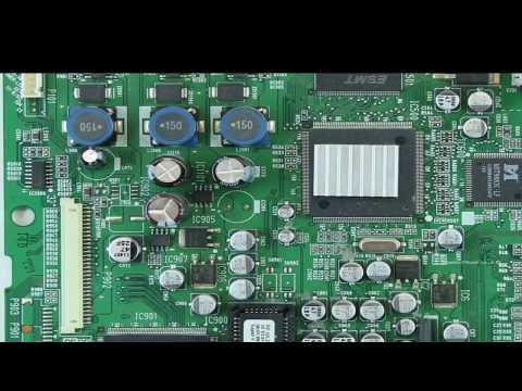 tv lg reparar falló imagen común / fix trouble picture 32lz55 / RZ-27LZ55