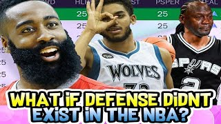 WHAT IF DEFENSE DIDN