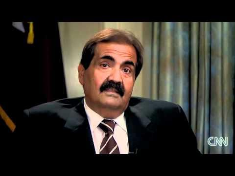CNN - The Emir of Qatar on arming Libyan rebels