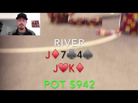 1/3 No Limit Cash. Live Hands. Poker Vlog Ep 5
