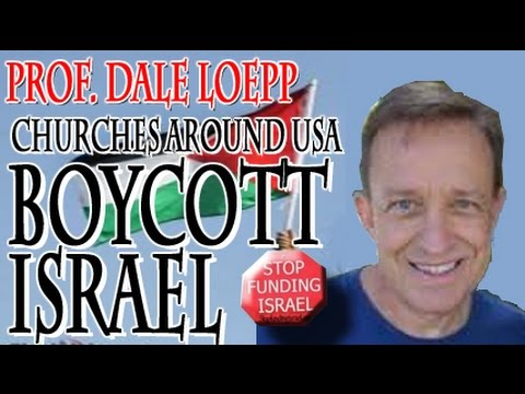 SFi044 - Prof. Dale Loepp - Churches NOW Boycotting illegal israel