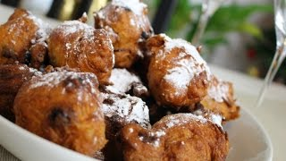 Oliebollen Recipe: Dutch New Year's Treat
