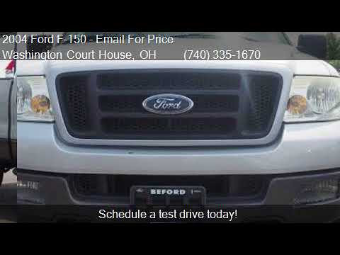 2004 Ford F-150  for sale in Washington Court House, OH 4316