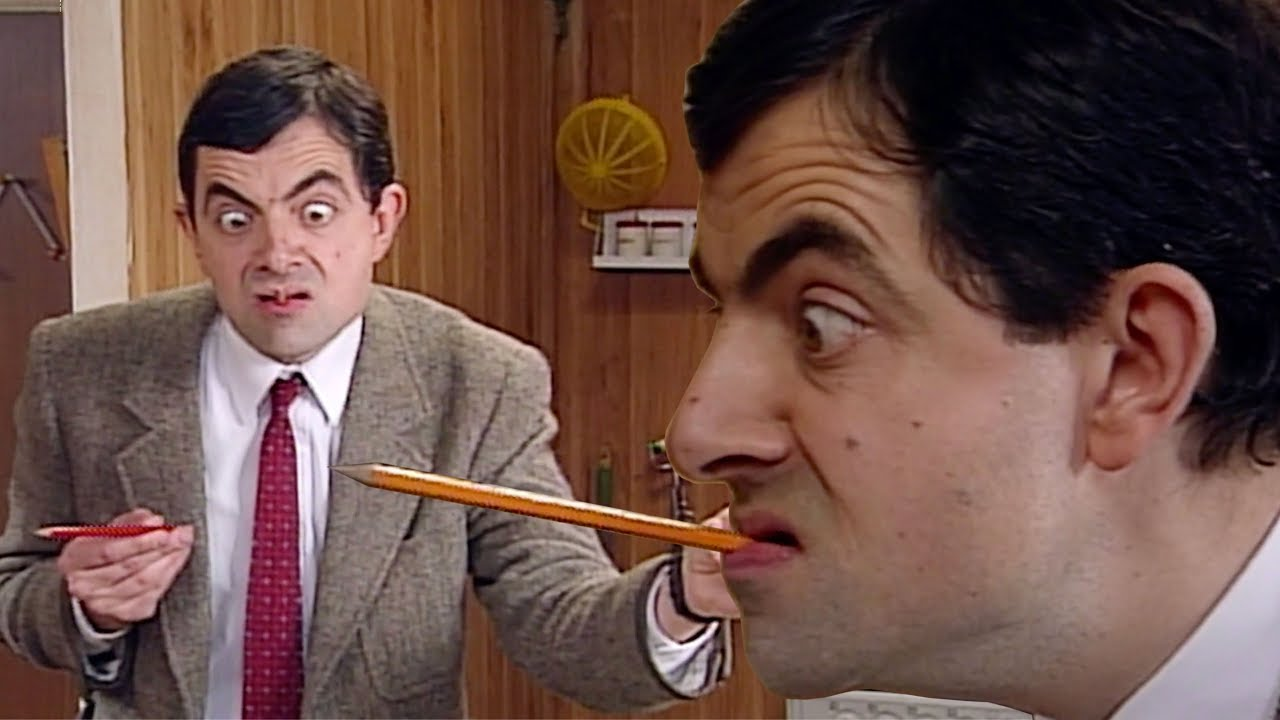 The Curse of Mr Bean | Episode 3 | Widescreen | Classic Mr ...