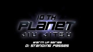 10th planet warm ups d series standing passes
