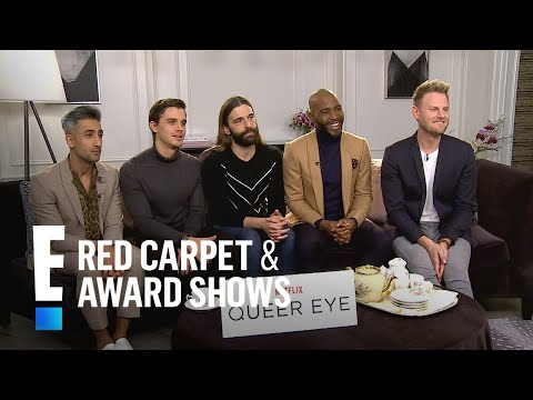 'Queer Eye' Cast Reveals If They Keep in Touch With Clients | E! Live from the Red Carpet