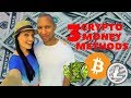 Cryptocurrency For Beginners: How To Make Money In 3 Easy Ways