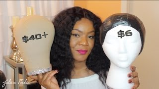 DIY CUSTOM MANNEQUIN   WIG WILL FIT PERFECT EVERY TIME