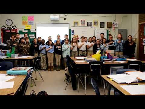 Herndon Magnet School   Mrs  Parker's 5th Grade   2018 19