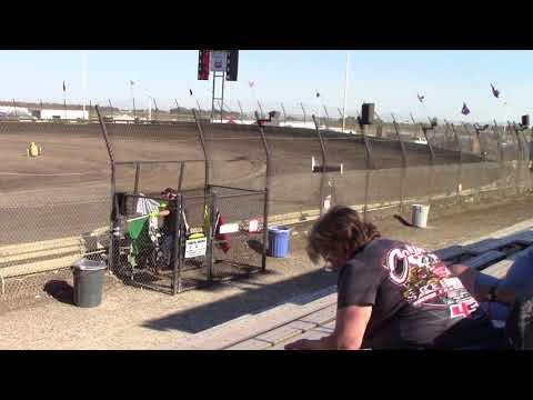 CA Speedweek, Lemoore Raceway - Micro 600R Qualifying (Carson Borden) - June 30, 2018