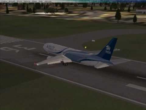 Microsoft Flight Simulator X - Level D Boeing 767-300ER