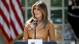 Melania Trump, Former First Ladies Criticize Controversial Border Policy that Separates Children fro