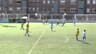 Rayo Majadahonda - Villanueva del Pardillo Infantil B 5 - 0