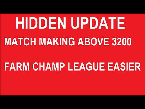 Clash Of Clans HIDDEN UPDATE | Match Making | Farming Champion League | Game Tips #6