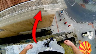ROOFTOP PARKOUR IN SOUTHAMPTON