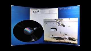 KGB - Let Me Love You (1976) vinyl rip