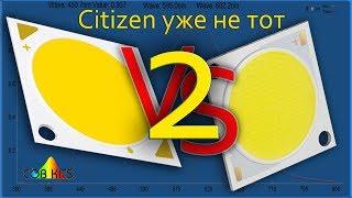 Новые матрицы, citizen уже не тот. Часть 2