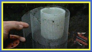Шпаклевка стены с армирующей стеклосеткой.(, 2013-10-15T12:12:31.000Z)