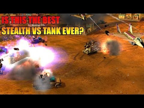 ZH - Rage (stealth) Vs Size (tank) *AMAZING GAME*