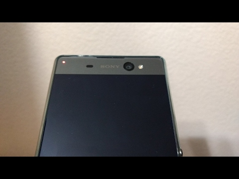 Sony Xperia XA Ultra [48 hours later]