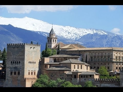 Spain - Port of Malaga (Granada & Alhambra)