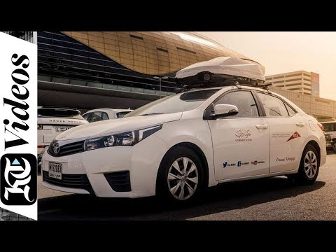 Exclusive look inside Dubai's new vehicles to monitor parking violations
