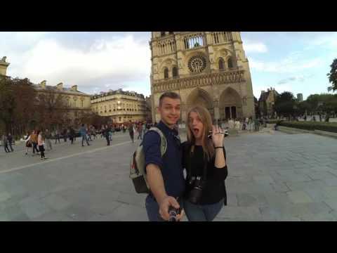 Paris in September 2016 | Travel Video