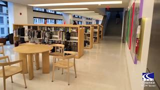【Parsons School of Design @New York】美國紐約遊學_DEOW Taiwan 迪耀國際教育 (2017.12參訪紀錄)