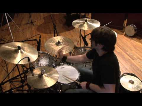 Jason Hartless Improv Drum Solo