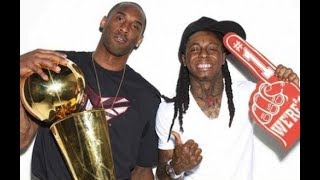 Lil Wayne Honors The Basketball Him Kobe Bryant With Moment Of Silence On New Project| FERRO REACTS