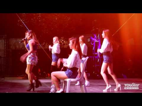 [희귀영상] AHH OOP!(아훕! ) : 마마무(MAMAMOO) & 에스나(eSNa) - 악플 딛고 콜라보