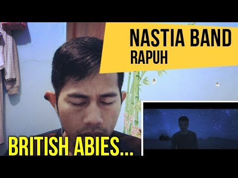NASTIA BAND   RAPUH || MV REACTION #61