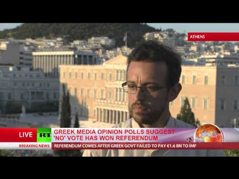 'ECB is trying to create chaos, fear in Greek population'