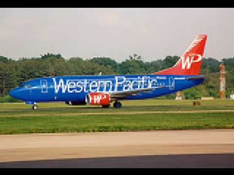 Pacific Western Airlines and Western Pacific Airlines