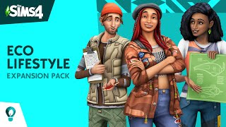 The Sims™ 4 Eco Lifestyle: Official Reveal Trailer