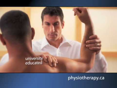 Canadian Physiotherapy Association - These Hands (2010)