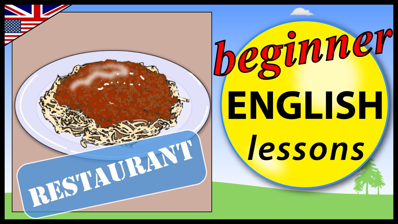 SELF-ACCESS LEARNING ZONE: At the Restaurant English Project